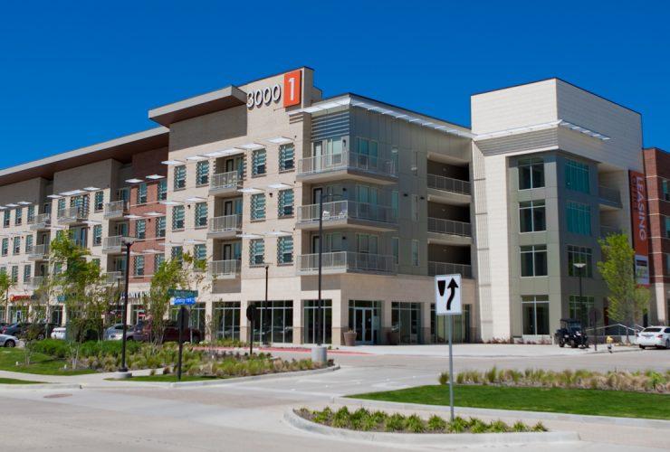 Utd Apartments Building